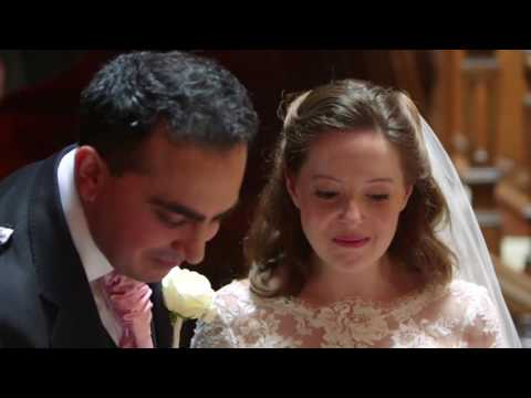 Dundas Castle wedding video - Linsey & Vimal's Story Film