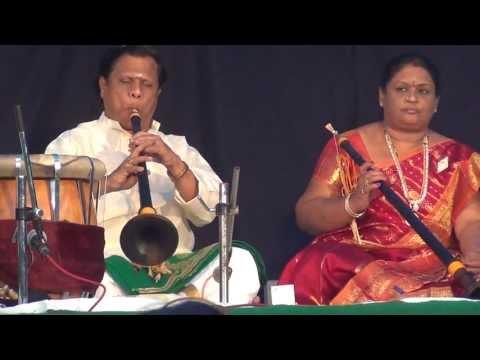 Vathapi Ganapathimpajeham : Nadhaswaram
