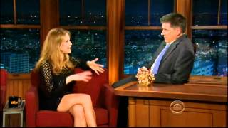 Craig Ferguson 4/19/12D Late Late Show Kelly Preston