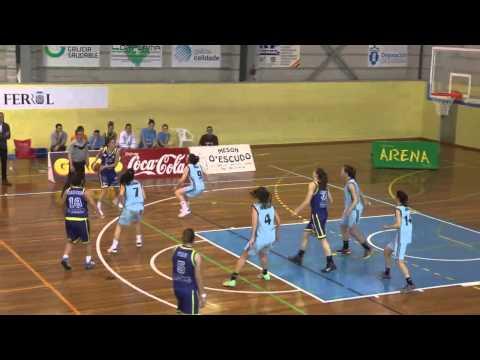 Uni Ferrol - Celta Selmark (05-04-2014) 2q