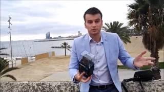 Gopro Hero 5 Black! Primera impresión + Unboxing + Bajo el agua (underwater test) en Español!!