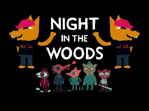Night In The Woods   BEA'S FINALE [🔴]