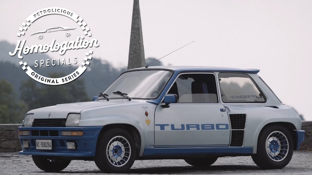 Homologation Specials: 1980 Renault 5 Turbo