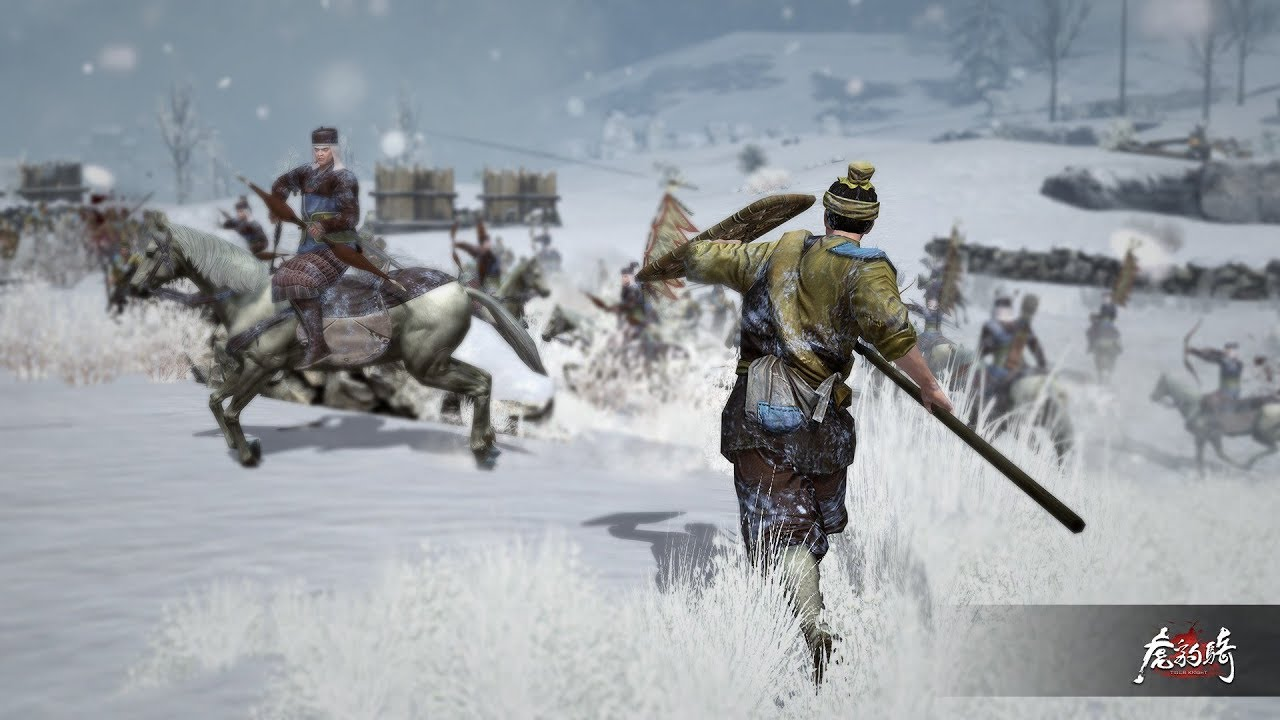 Tiger Knight: Empire War 虎豹騎 名將戰-三援戟 - YouTube