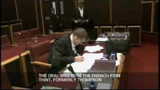 Inside Story- Zuma's corruption trial- 05 Aug 08- part 1
