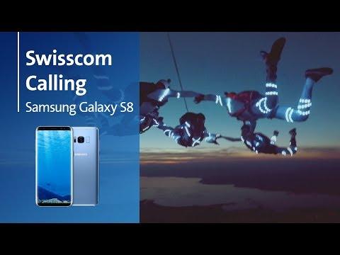 Swisscom Calling: le test smartphone spectaculaire