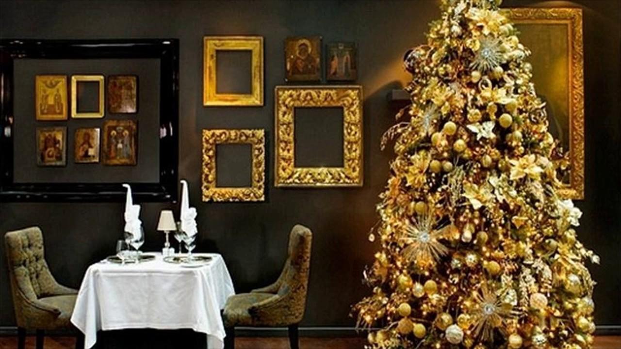 christmas tree decorations - HD