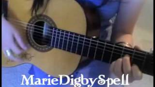 Marie Digby - Say it Again Guitar Lesson