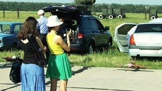 Видео Глазами Участников Авиашоу в Тамбове(Нам довелось побывать в самом центре событий и близко близко увидеть пилотажную группу