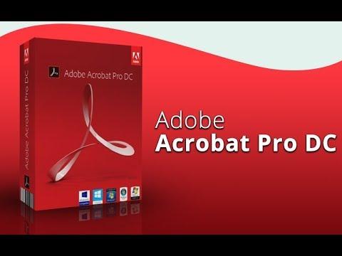Cara Install Adobe Acrobat Pro DC 2018