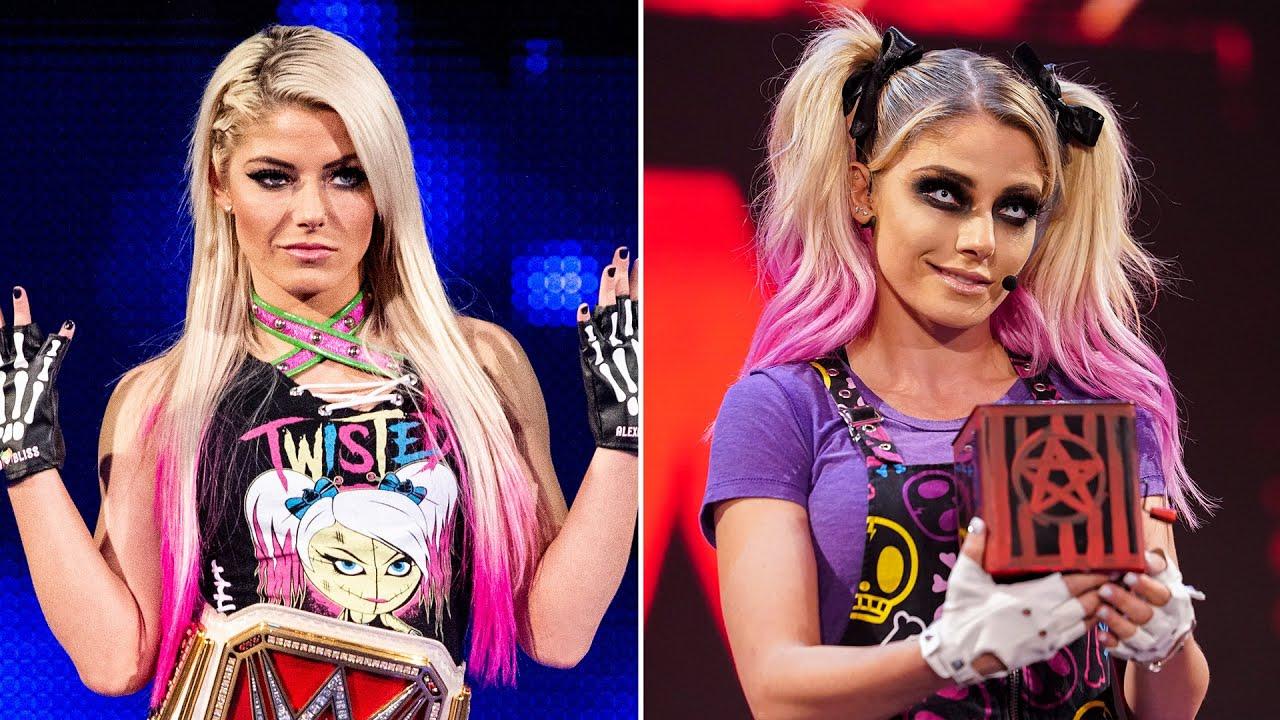 Alexa Bliss skips into the lucky No. 13 spot: WWE 50 Greatest Women Superstars sneak peek