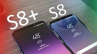 Samsung Galaxy S8 и S8 Plus - ПРЯМИКОМ ИЗ NYC