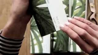 HOUSE OF HACKNEY - How to hang wallpaper