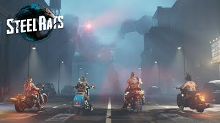 Steel Rats - Launch Trailer