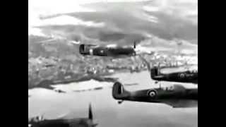 No 32 Squadron RAF, Spitfire Mk V trop, Italy 1944, Desert & Balkan Air Force