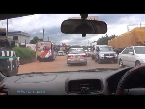 Uganda Drive - Kampala to Jinja and back