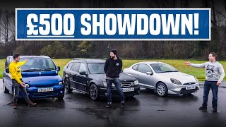 £500 Ultimate Daily Driver Challenge