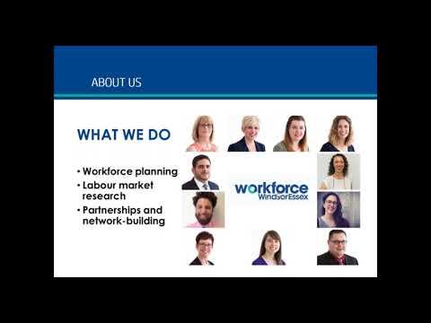 What Works: Utilizing Labour Market Information