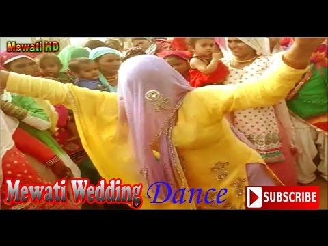 दैसी गाना , दैसी डान्स | Mewati Wedding 2017 | Goodluck Media