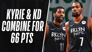 Kyrie irving goes off for 37 pts (#nbaxmas record-tying 7 3pm) and 8 ast, while kevin durant added 29 & 2 stl to power the nets over boston!subscribe ...