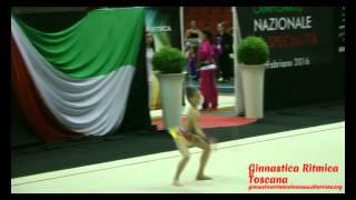 Campionato nazionale di Specialità - Monica Mariani - Clavette
