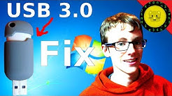 Fix USB 3.0 Not Working Windows 7, 8, 8.1, & 10