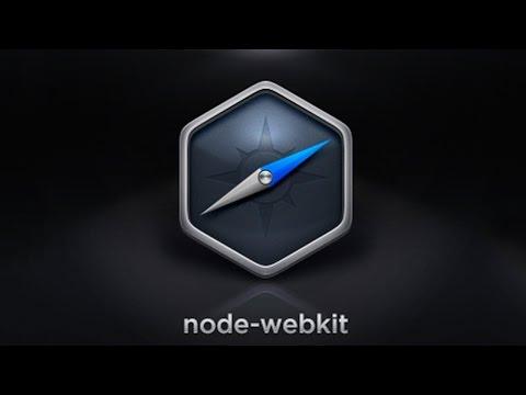 Node-webkit десктопное приложение на Html/css/js
