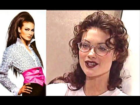 Supermodel Shalom Harlow   1993