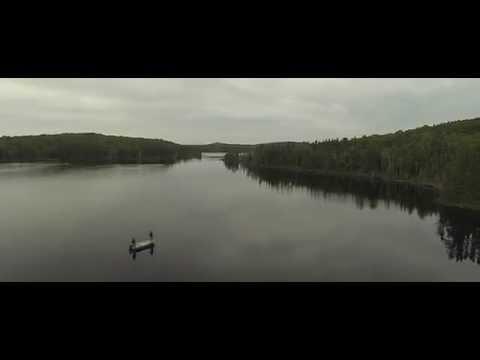 Hooké à La Pourvoirie du lac Oscar