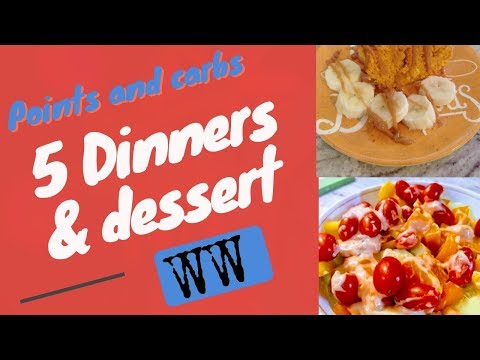 5-nights-of-dinner-&-dessert- -ww-low-carb-&-points