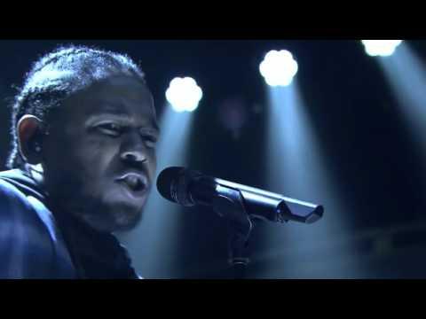 Kendrick Lamar   Untitled 2 Blue Faces Jimmy Fallon Live HD