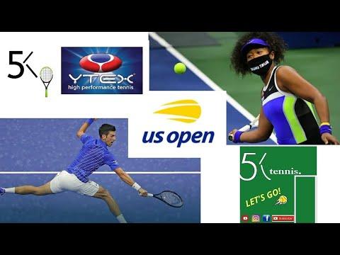 US Open Tennis 2020 Men's & Women's Finals Talk / Zverev Thiem / Osaka Azarenka