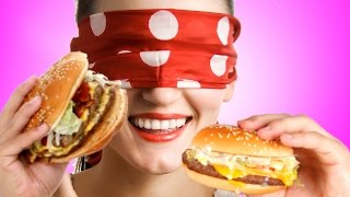 Are You A Fast Food Burger Expert?