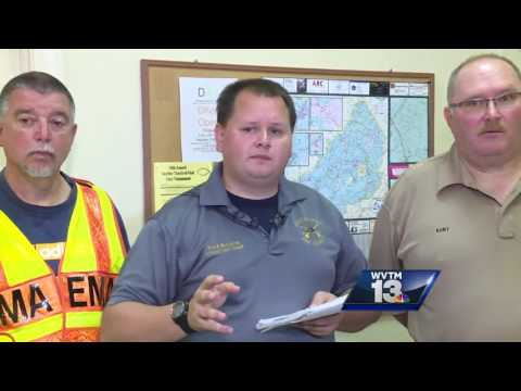 8pm media briefing on Blount County plane crash