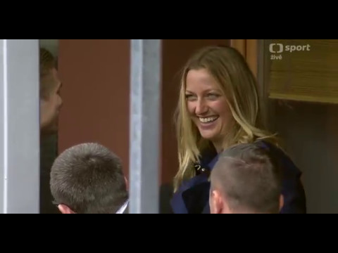Petra Kvitova - J&T Bank Prague Open - final 2017