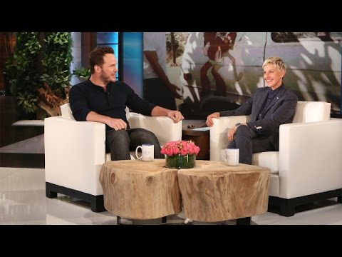 Chris Pratt on Living in a Van