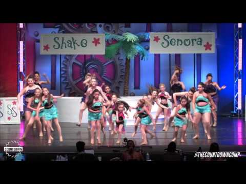 Shake Senora!