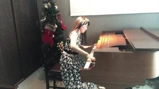 Let it go (Frozen) レット・イット・ゴー ピアニストによるピアノソロ ~アナと雪の女王~ Piano