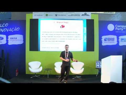 Palestra: O Projeto Debian quer você! na Campus Party Brasília CPBSB