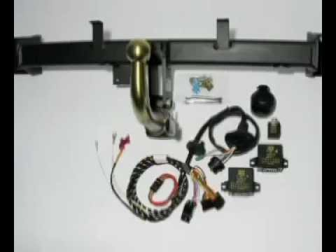 bosal towbar wiring diagram vw jetta dedicated / specific electric kits - witter tow bars youtube