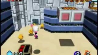 Bomberman Hero - N64 Gameplay