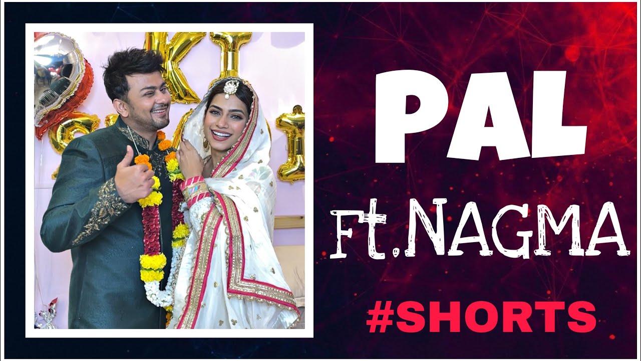 Pal ft. @Nagma Mirajkar #Nawez #NawezKiShaadi 😁❤️