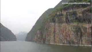 Yangtze River Cruise, Wu Gorge - China Travel Channel
