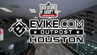 Evike Outpost Houston Store Promo