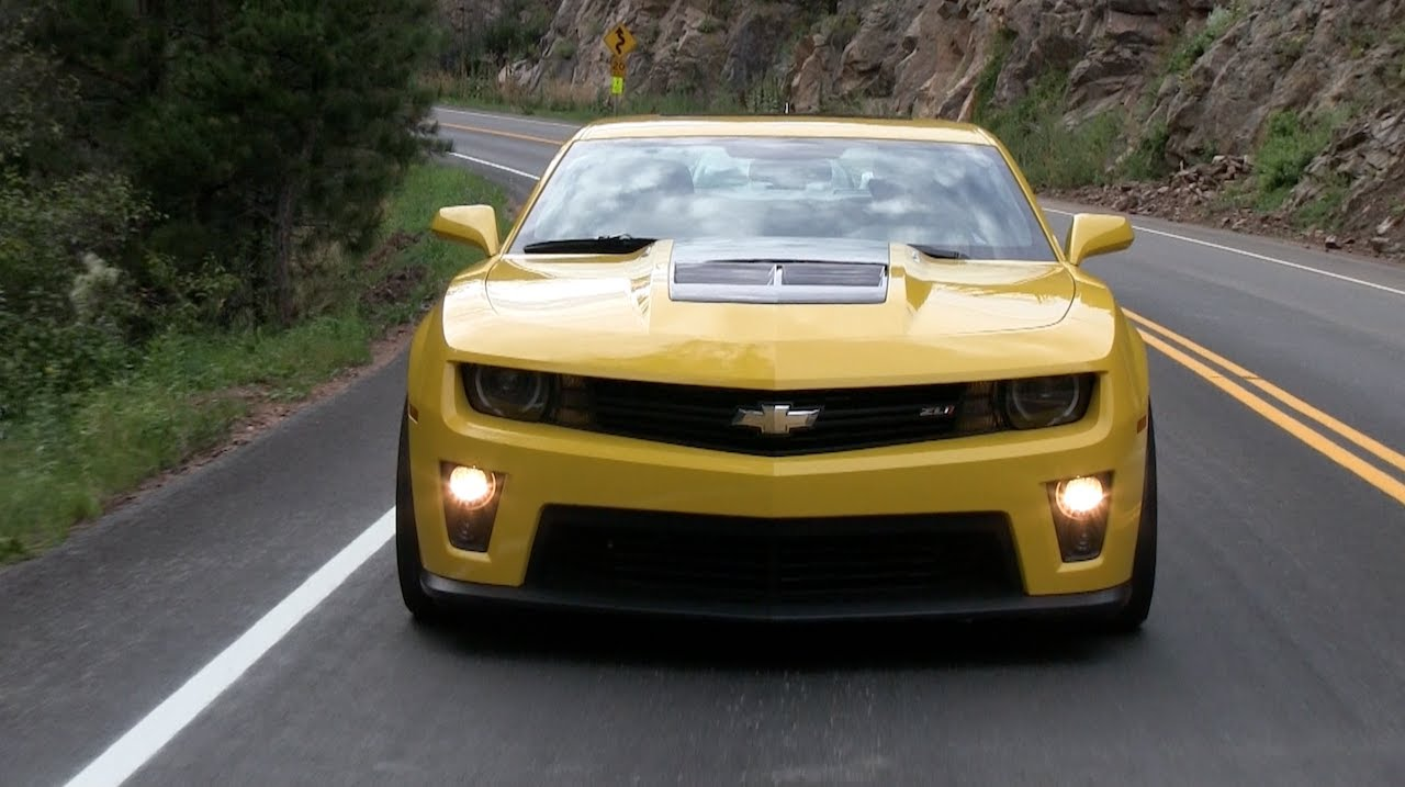 2012 Chevy Camaro ZL1 Drive U0026 Review: The Fastest Daily Driver Ever    YouTube
