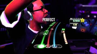 DJ Hero - Rock the Bells vs. Bittersweet Symphony DJ Jazzy Jeff Mix HD
