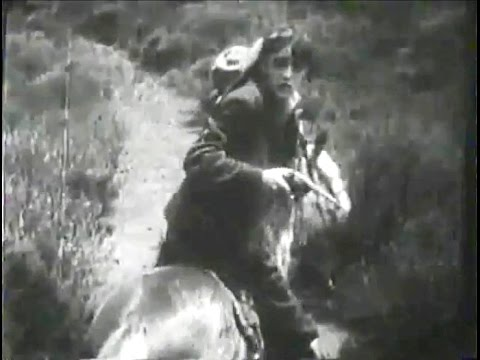"""Fighting Blood"" (1911) director D.W. Griffith starring Robert Harron"
