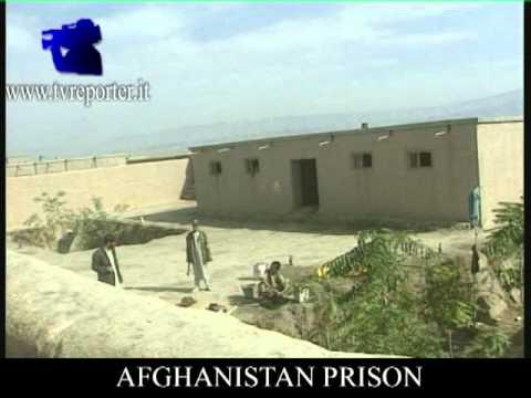 WAR 2001 NORTH AFGHANISTAN PRISON