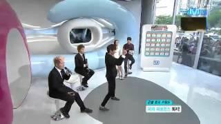 120726 Mnet WIDE Open Studio - Eunhyuk Dance Cut