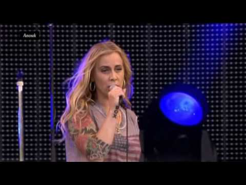 Anouk - Nobody's Wife (live 2009) HQ 0815007